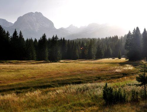 Durmitor National Park hiking