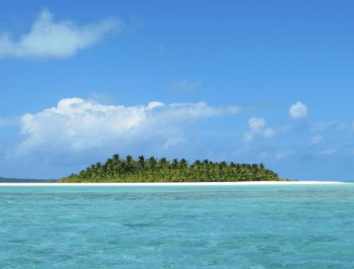 Honeymoon Island Aitutaki