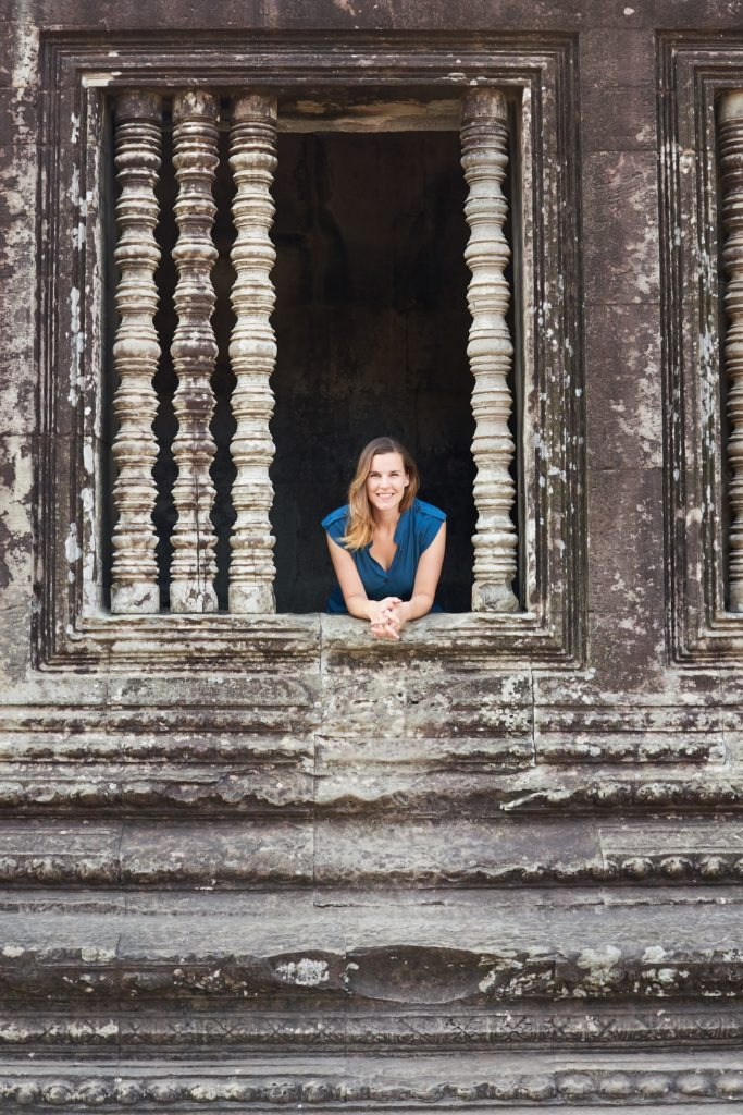 Loving the details of Angkor Wat