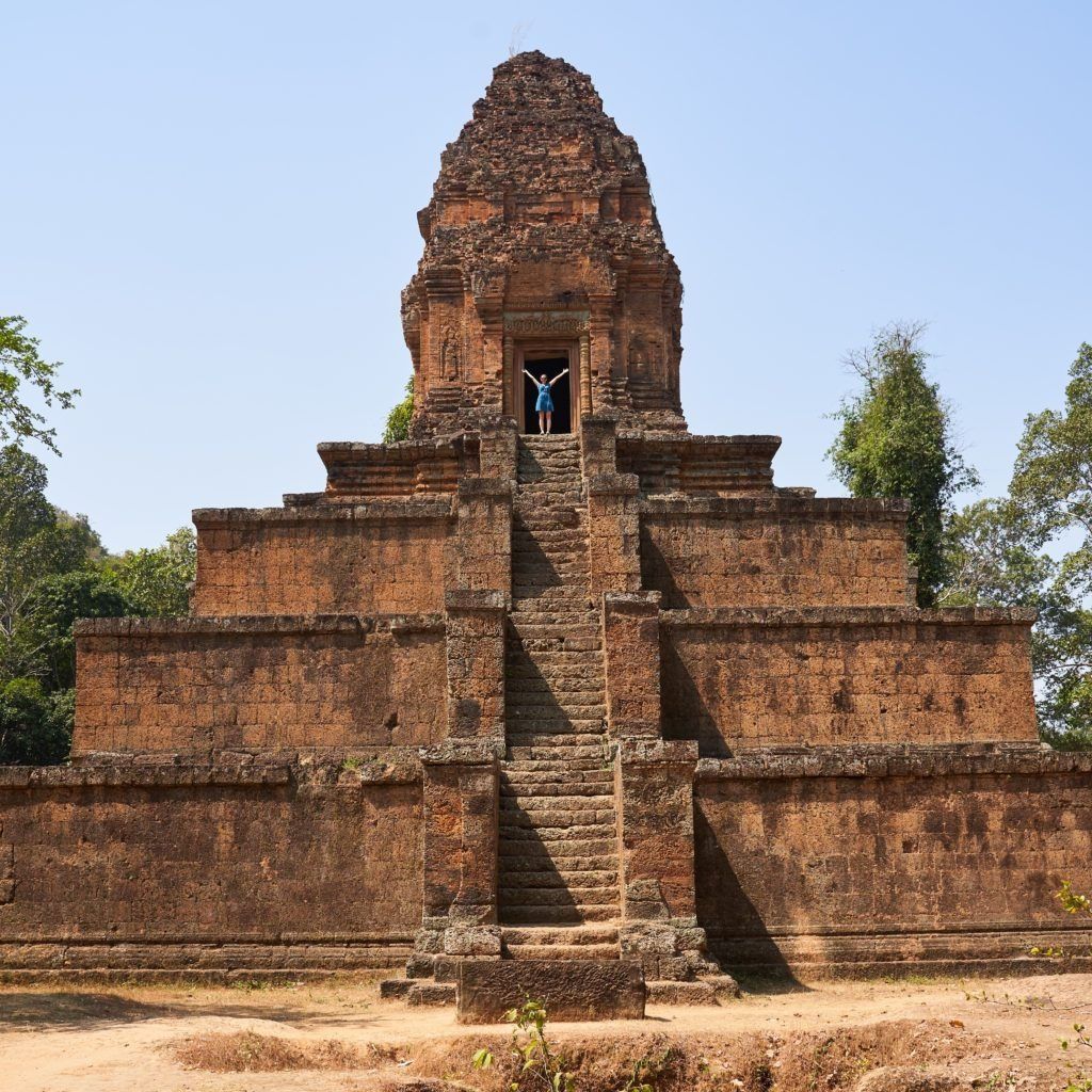 Temple in Angkor