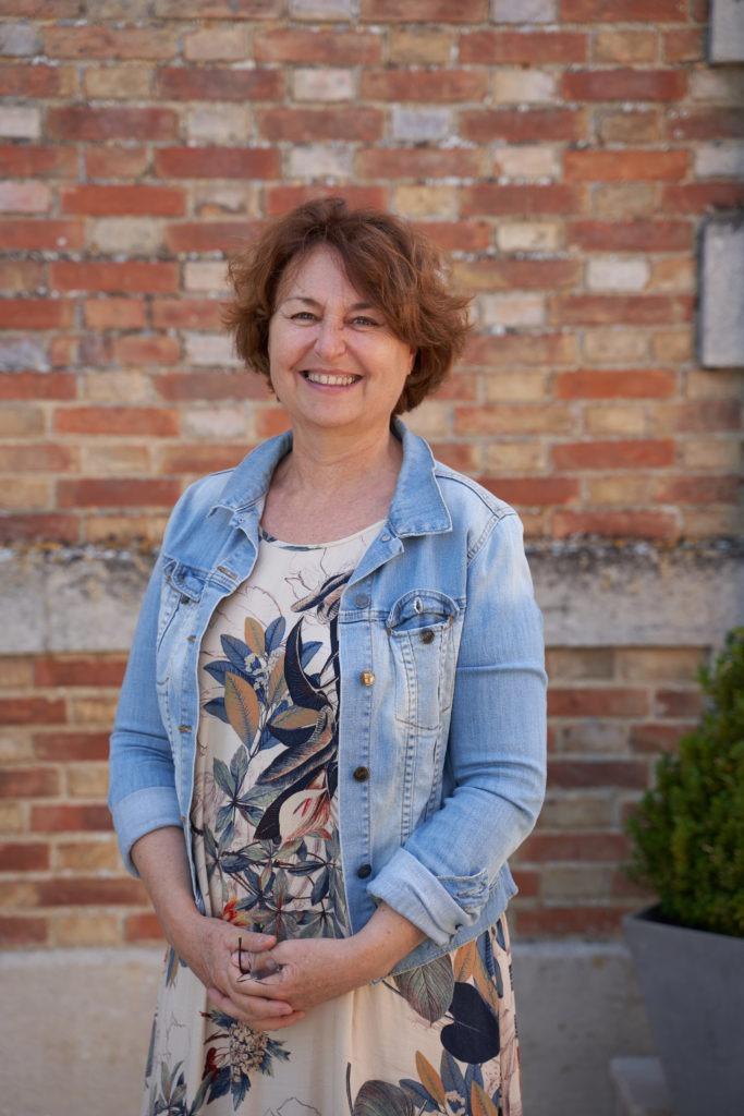 Portrait of Corinne