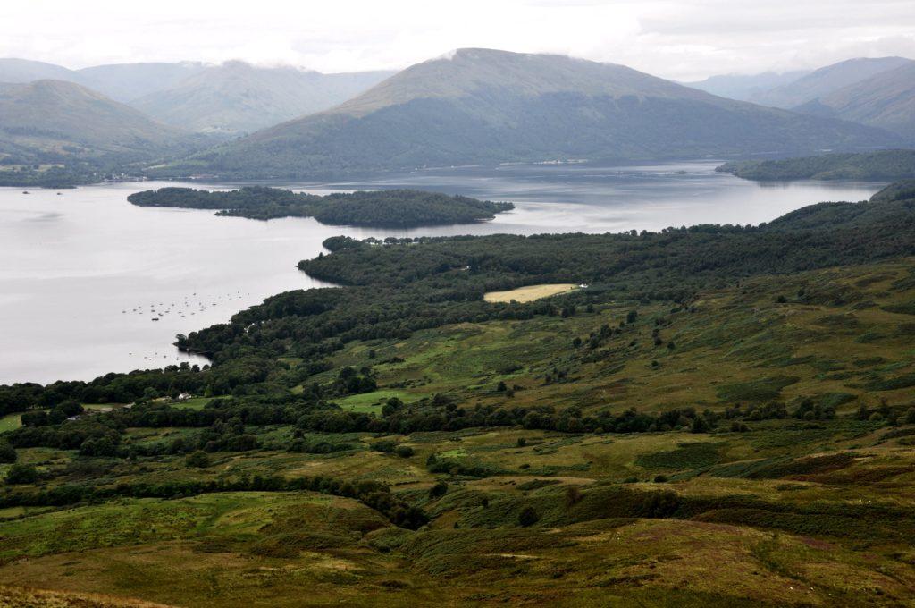 Loch Lomond - West Highland Way
