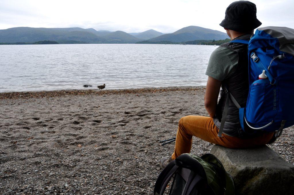 Loch Lomond shore