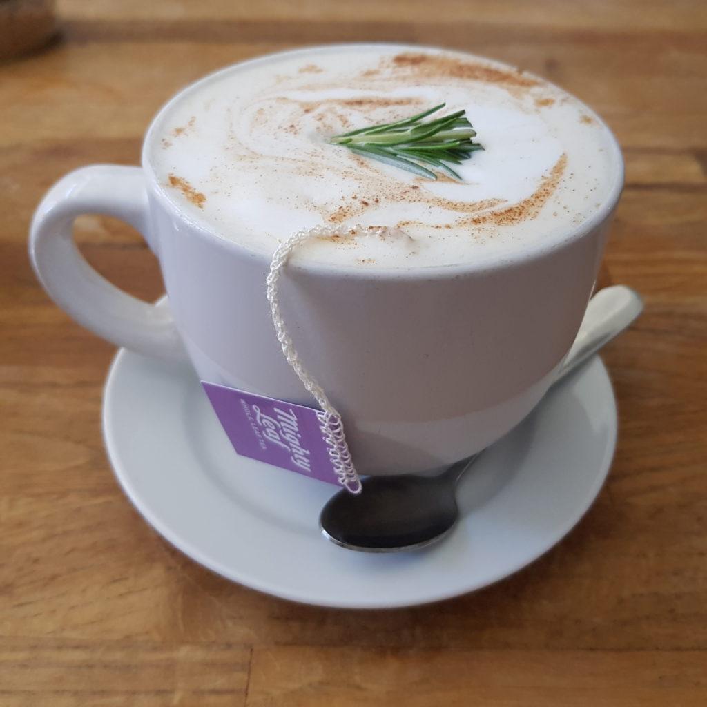 The perfect Chai Latte