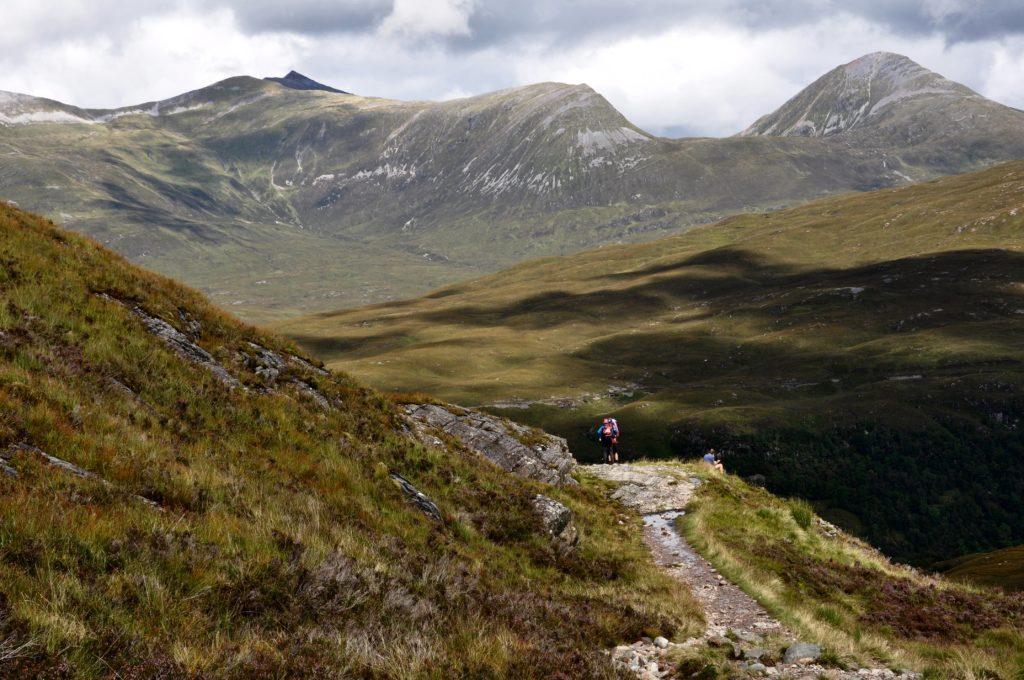 Trail to Kinlochleven
