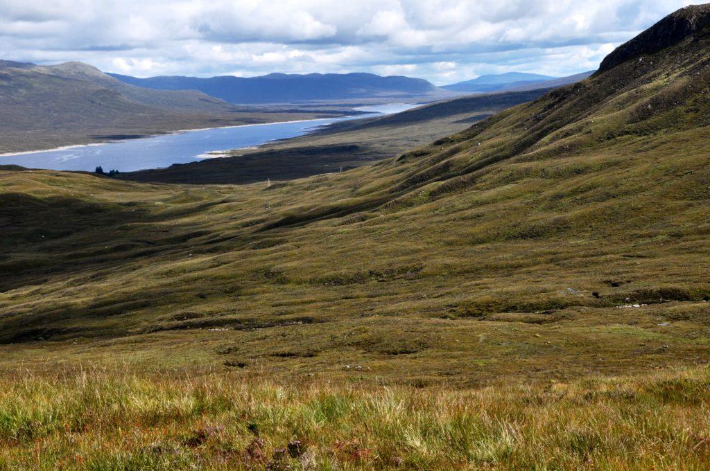 Glen Coe on the West Highland Way