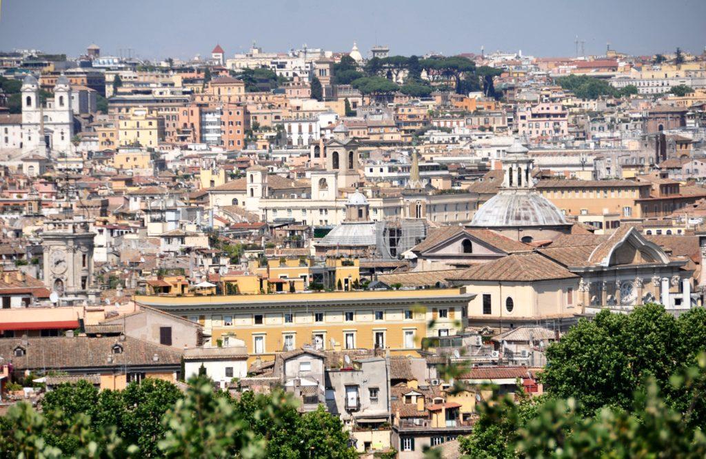 Gianicolo Hill, Rome