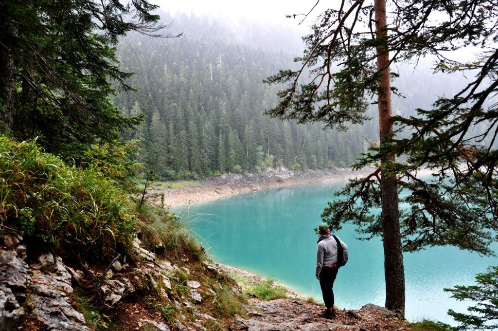 Durmitor mountain lake