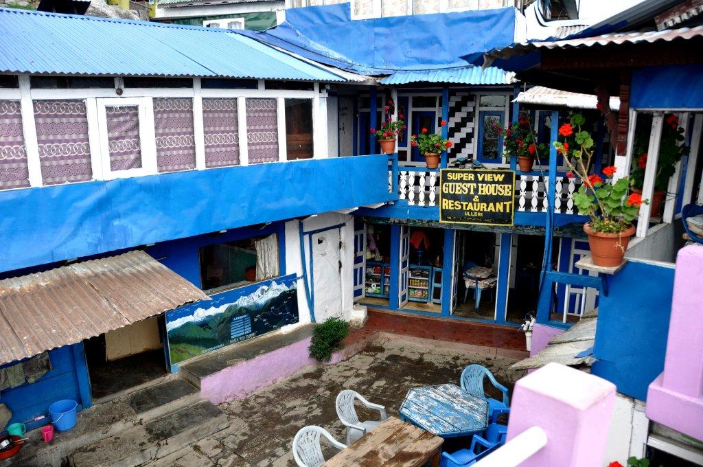 Ulleri Guesthouse - Poon Hill trek in Nepal